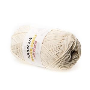 Mayflower Økologisk Cotton 8/4 - Egyptisk bomuld