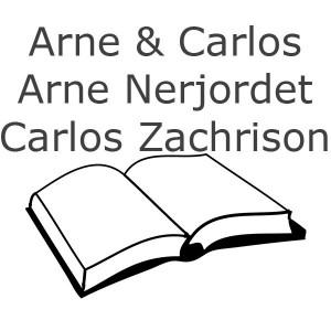 Arne & Carlos Bøger - Arne Nerjordet og Carlos Zachrison