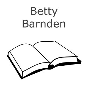Betty Barnden Bøger