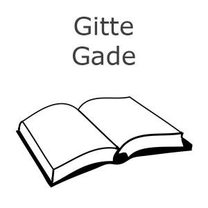 Gitte Gade Bøger