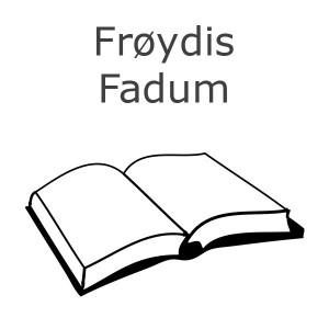 Frøydis Fadum Bøger