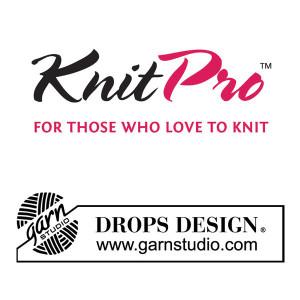 KnitPro Steel / Drops Basic Stål Hæklenåle