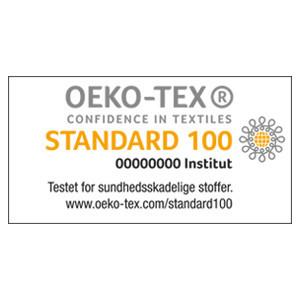 Oeko-Tex certificeret garn