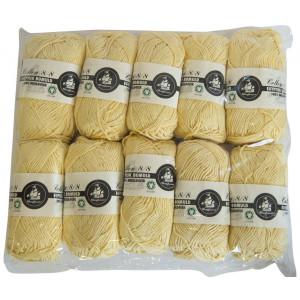 Mayflower Cotton 8/8 Økologisk - Egyptisk bomuld - 2. sortering