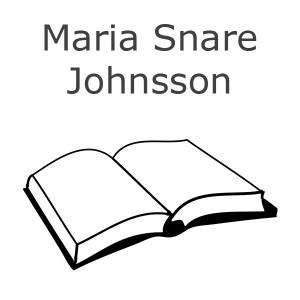 Maria Snare Johnsson Bøger