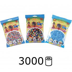 Hama Midi Perler 3.000 stk