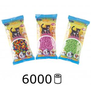 Hama Midi Perler 6.000 stk