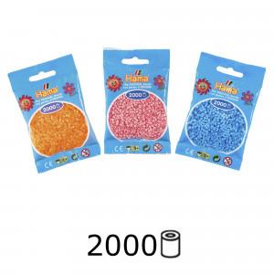 Hama Mini Perler 2.000 stk