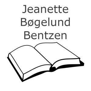 Jeanette Bøgelund Bentzen Bøger