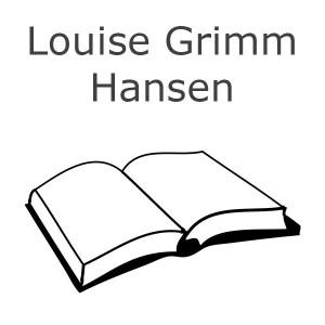 Louise Grimm Hansen Bøger